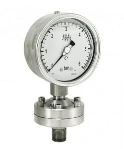 manometer s separatorjem