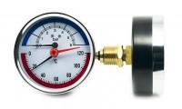 Termomanometer 0-6 bar aksialni