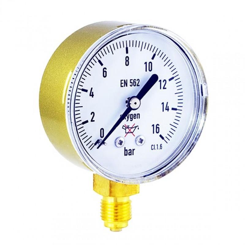 manometer za kisik O2
