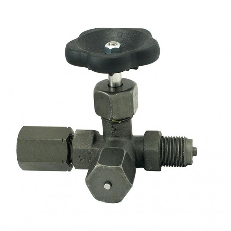 tripotni manomertski ventil