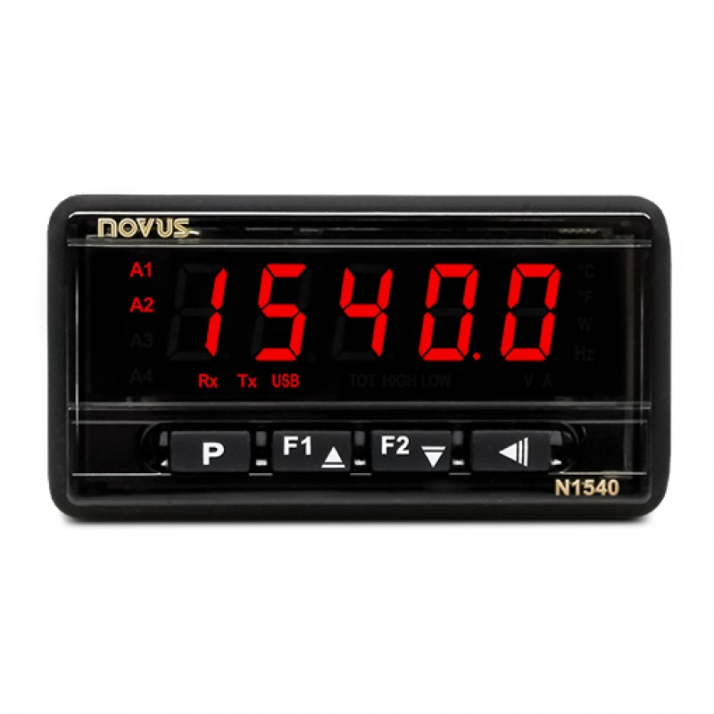 prikazovalnik temperature, tlaka N1540