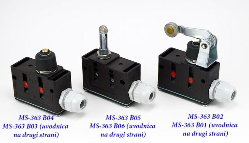 Mikrostikalo MS 363