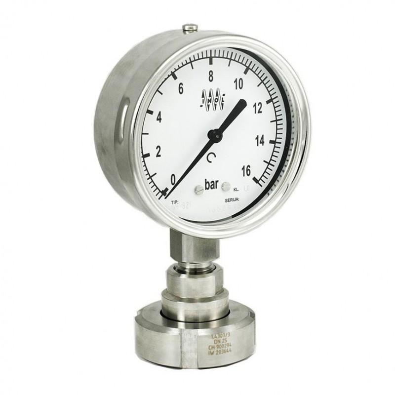 manometer navojni separator
