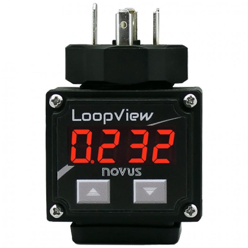indikator pritiska LoopView