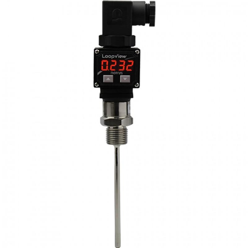 temperaturni senzor s prikazom temperature