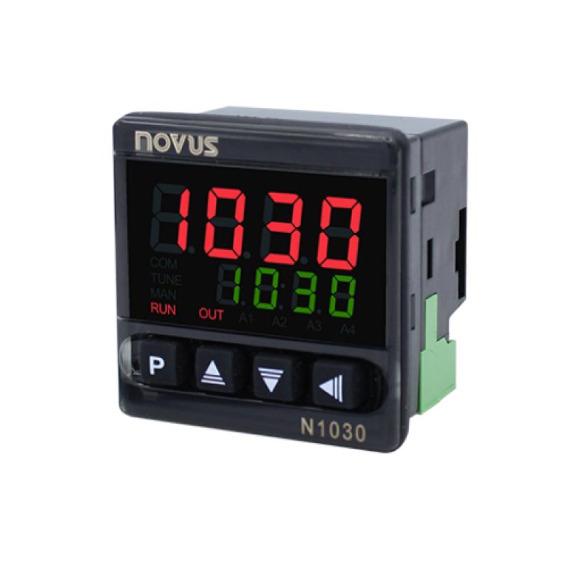PID regulatorji temperature novus