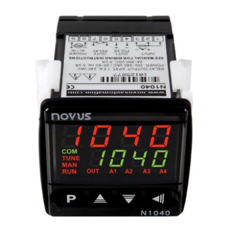 regulatorji temperature Novus N1040