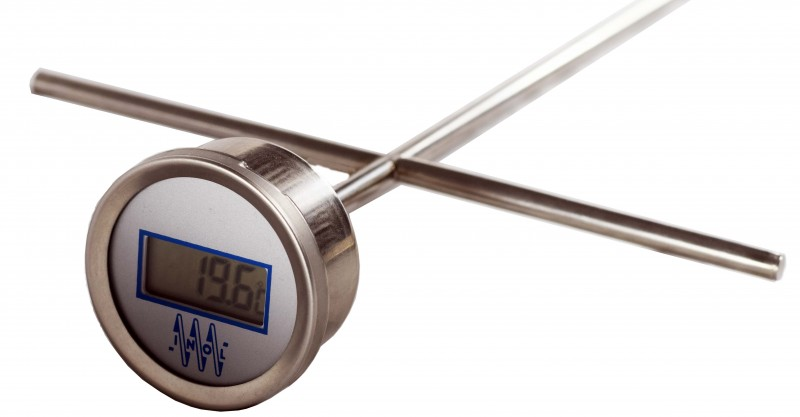 termometer za seno