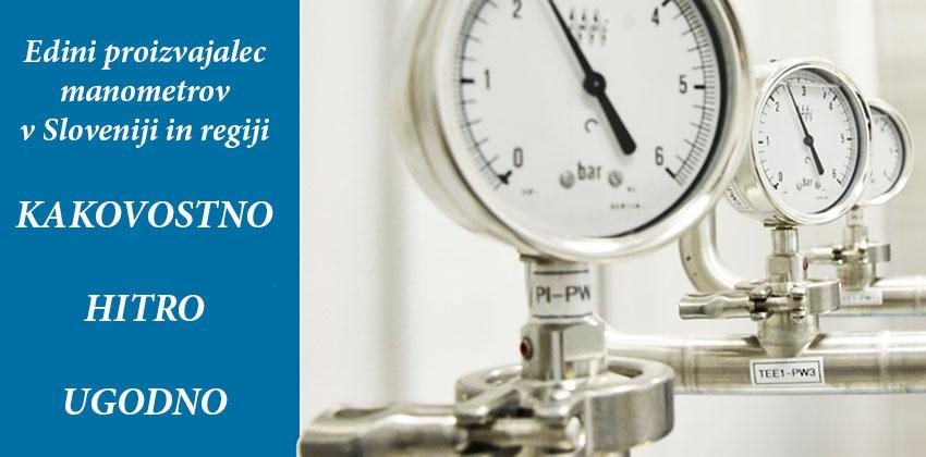 manometer proizvodnja inol